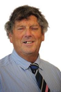 Councillor Steve Gazzard