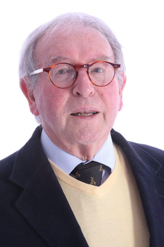 Councillor Brian Toye