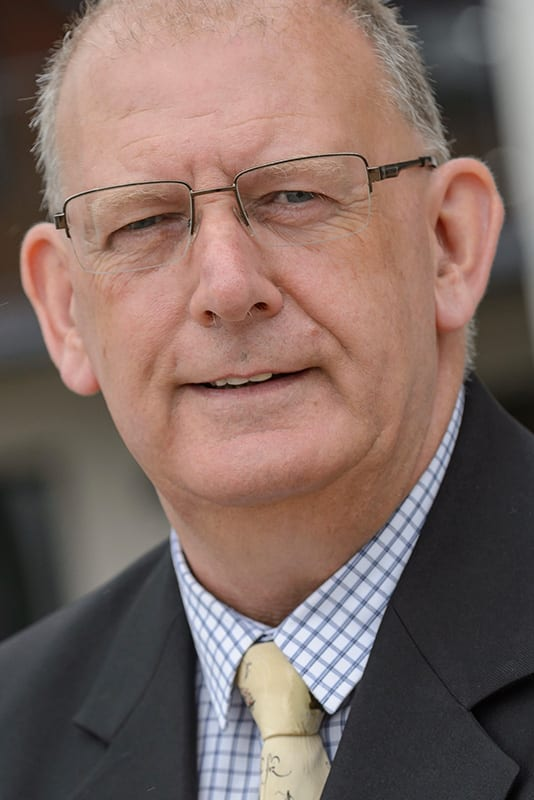 Councillor Fred Caygill