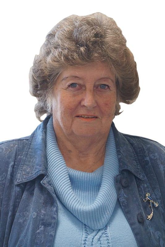 Councillor Pauline Stott