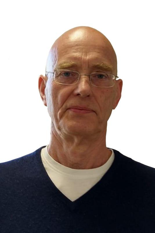 Councillor Tony Woodward