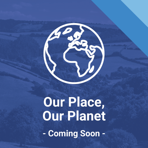 Our Place, Our Planet